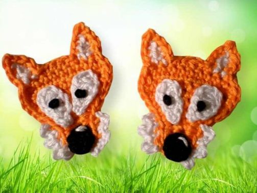 Häkelanleitung Fuchs