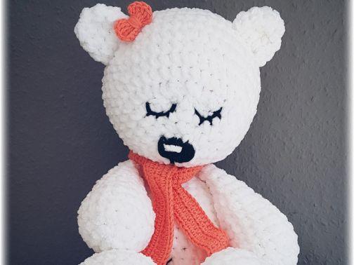 Häkelanleitung *Eisbär*