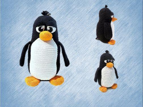 Pablo der Pinguin