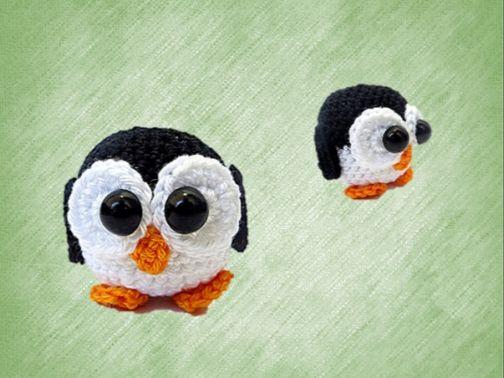 Pacco der Pinguin