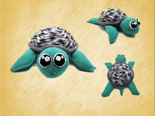 Willy die Wasserschildkröte