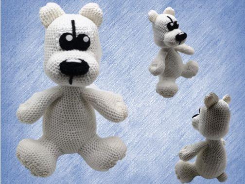 Elliot der Eisbär