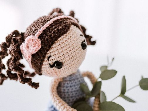 Puppe Lina Amigurumi