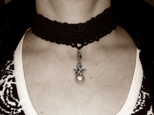 Halsband Anna Boleyn