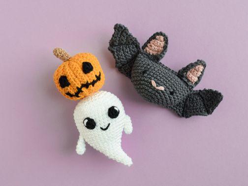 Häkel-SET: Halloween