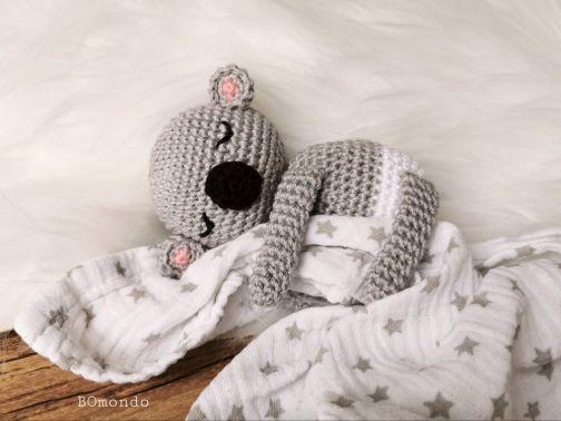 Häkelanleitung Koalababy little Hope