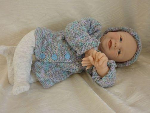 "Strickanleitung - Babyset ""Ben"""