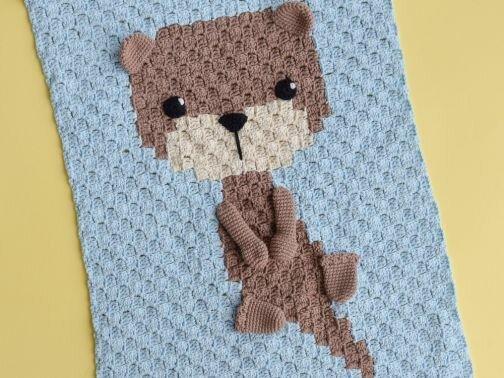Otter-Decke