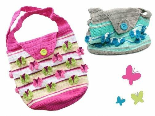 Schmetterlings-Tasche