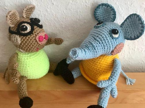 Pedro Pony und Emily Elefant