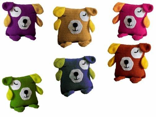 Kuschelkissen Hund Barney ♥