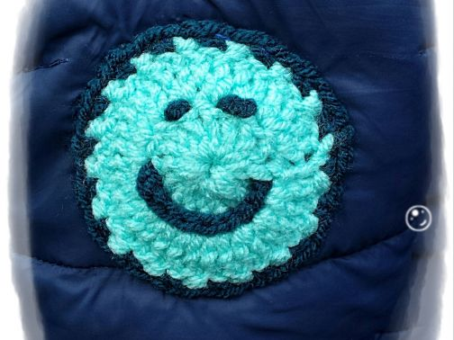 Smiley-Patch