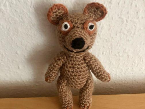Teddy - Kuscheltier von Peppa Wutz