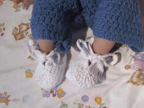 Schuhe für Baby und Rebornpuppe