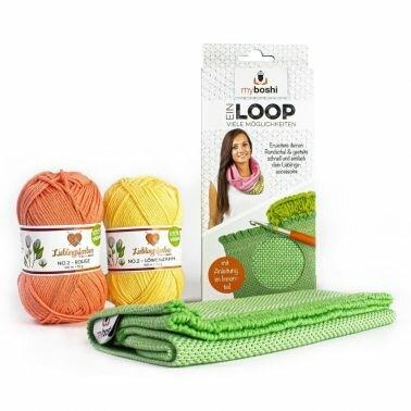 Loop-Set Set Lindgrün