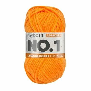 myboshi No.1 aprikose