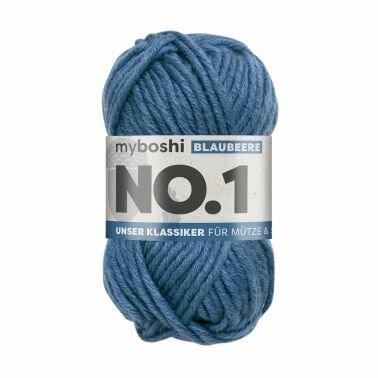 myboshi No.1 blaubeere