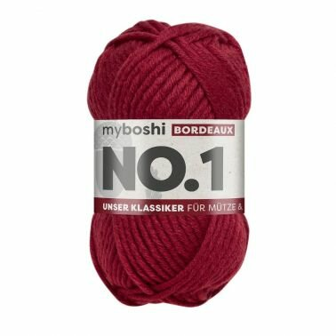 myboshi No.1 bordeaux