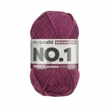 myboshi No.1 brombeere