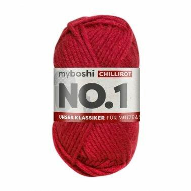 myboshi No.1 chillirot