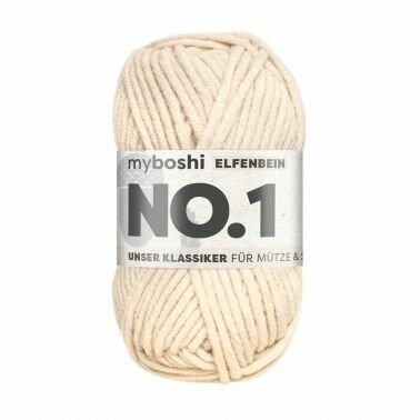 myboshi No.1 elfenbein