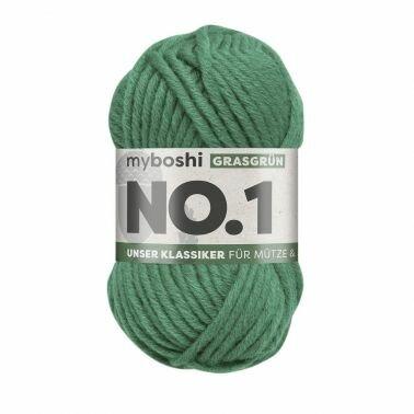 myboshi No.1 grasgrün