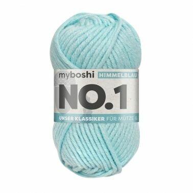 myboshi No.1 himmelblau