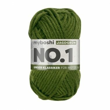 myboshi No.1 jagdgrün