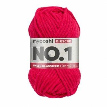 myboshi No.1 kirsche