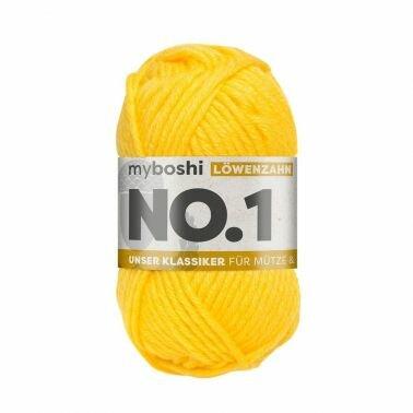 myboshi No.1 löwenzahn