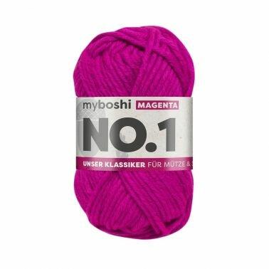 myboshi No.1 magenta