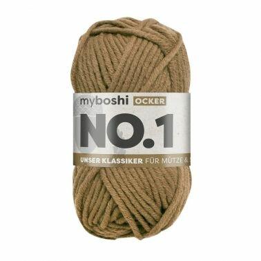 myboshi No.1 ocker
