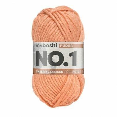 myboshi No.1 puder