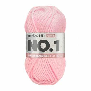 myboshi No.1 rose