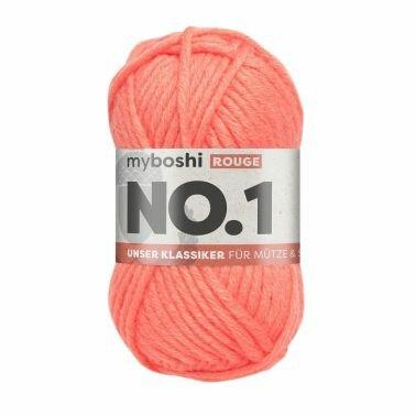 myboshi No.1 rouge