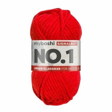 myboshi No.1 signalrot