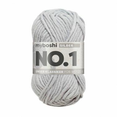 myboshi No.1 silber