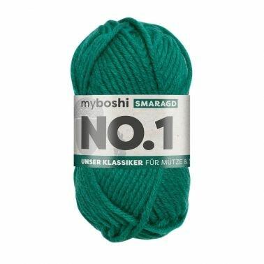 myboshi No.1 smaragd