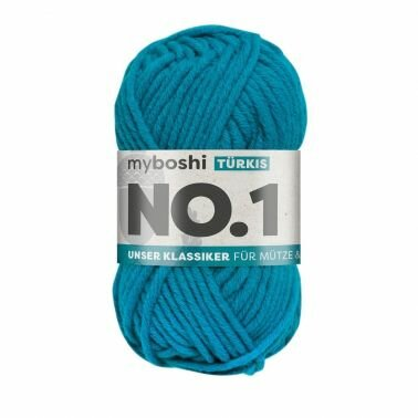 myboshi No.1 türkis