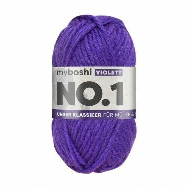 myboshi No.1 violett