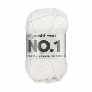 myboshi No.1 weiß