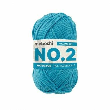 myboshi No.2 aquamarin