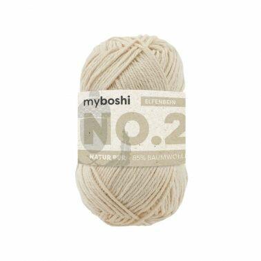 myboshi No.2 elfenbein