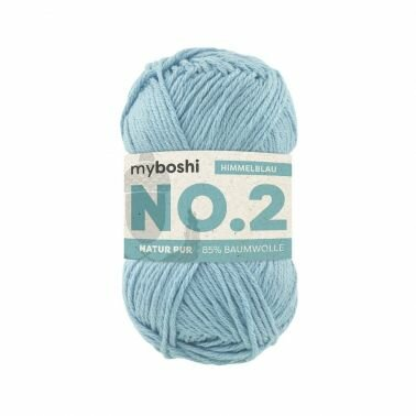 myboshi No.2 himmelblau