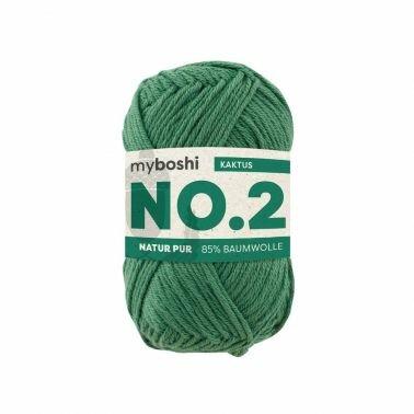 myboshi No.2 kaktus