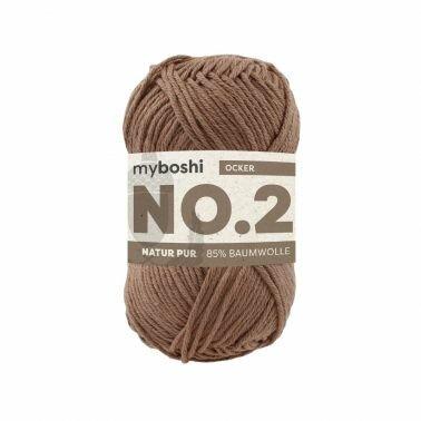 myboshi No.2 ocker