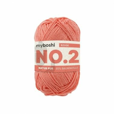 myboshi No.2 rouge