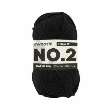 myboshi No.2 schwarz