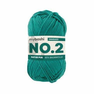 myboshi No.2 smaragd