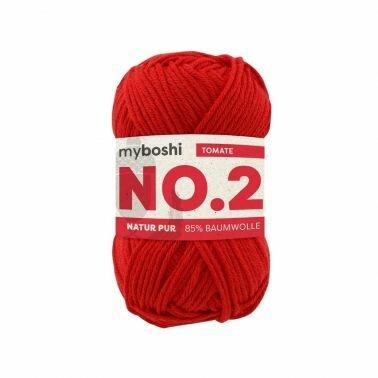 myboshi No.2 tomate